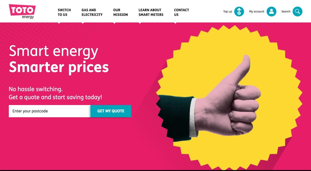 TOTO Energy | Customer stories